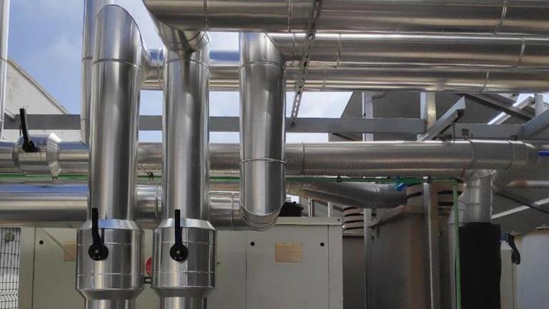 Mejora de la eficiencia energética en Hotel Lopesán Abora Continental, mediante la renovación de instalación térmica por un sistema aerotérmico de alta temperatura