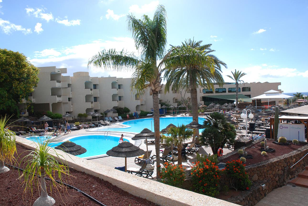 Mejora de la eficiencia energética en Hotel Barceló Lanzarote Mar mediante la renovación de instalación térmica por un sistema geotérmico de baja entalpía