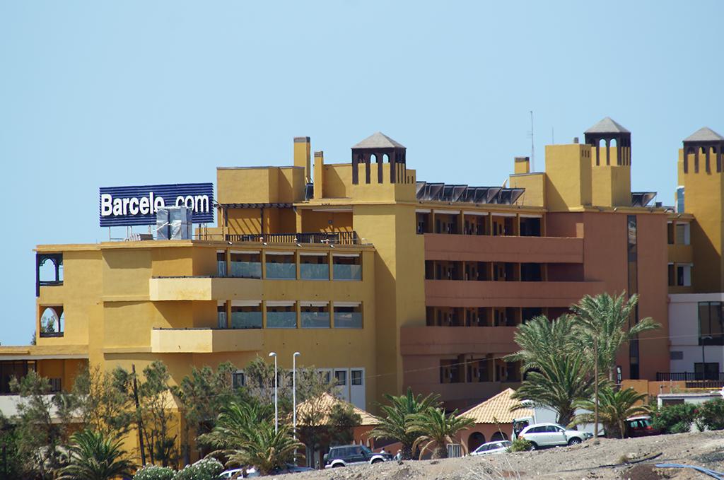 Mejora de la eficiencia energética mediante la renovación de una planta de energía solar térmica en Hotel Barceló Occidental Jandía Playa